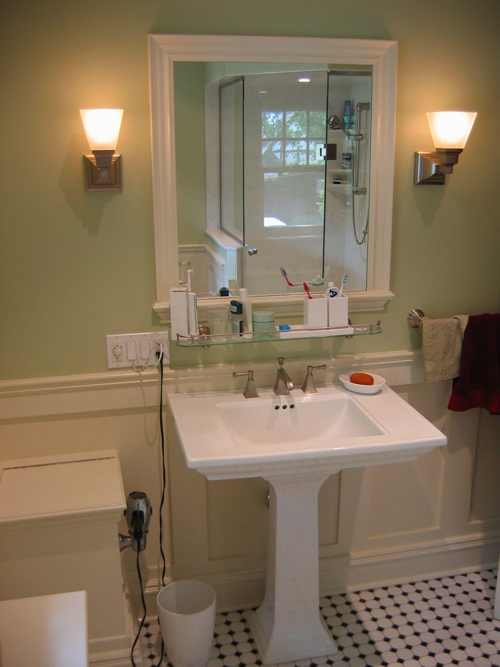Major Renovations Vintage Tile Timeless Bathroom Bathroom Decor