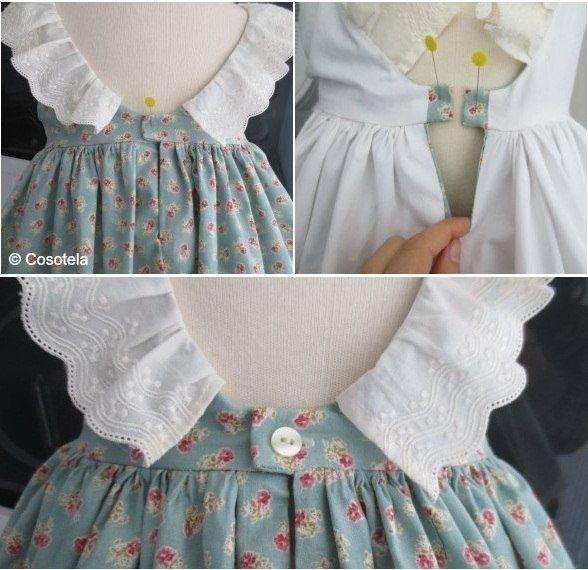 Платье для девочки своими руками: как 38