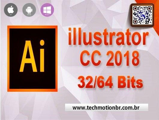 Adobe Ilustrator cc 2018 PT-BR 100% COMPLETO #ETM