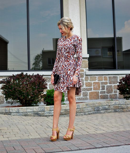 Parisienne: How To Style The Floral Summer Dress