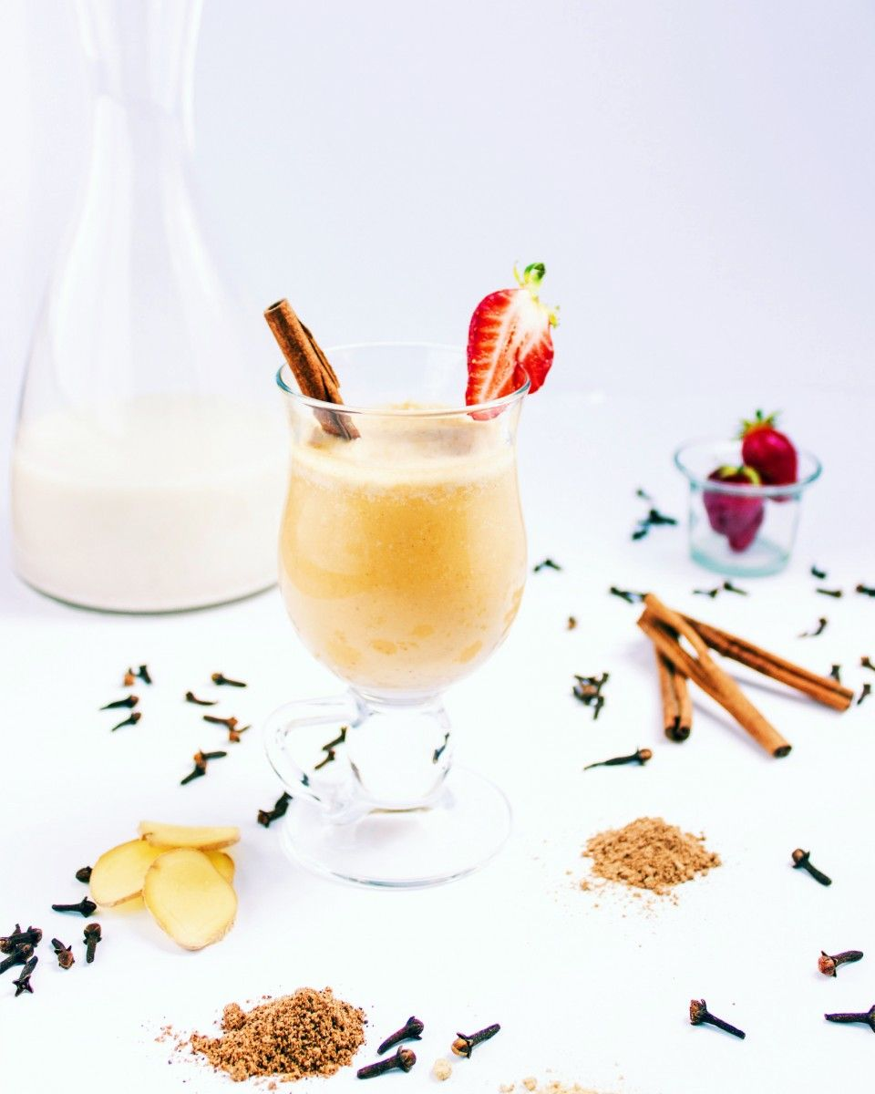салатшоп тыквенный коктейль