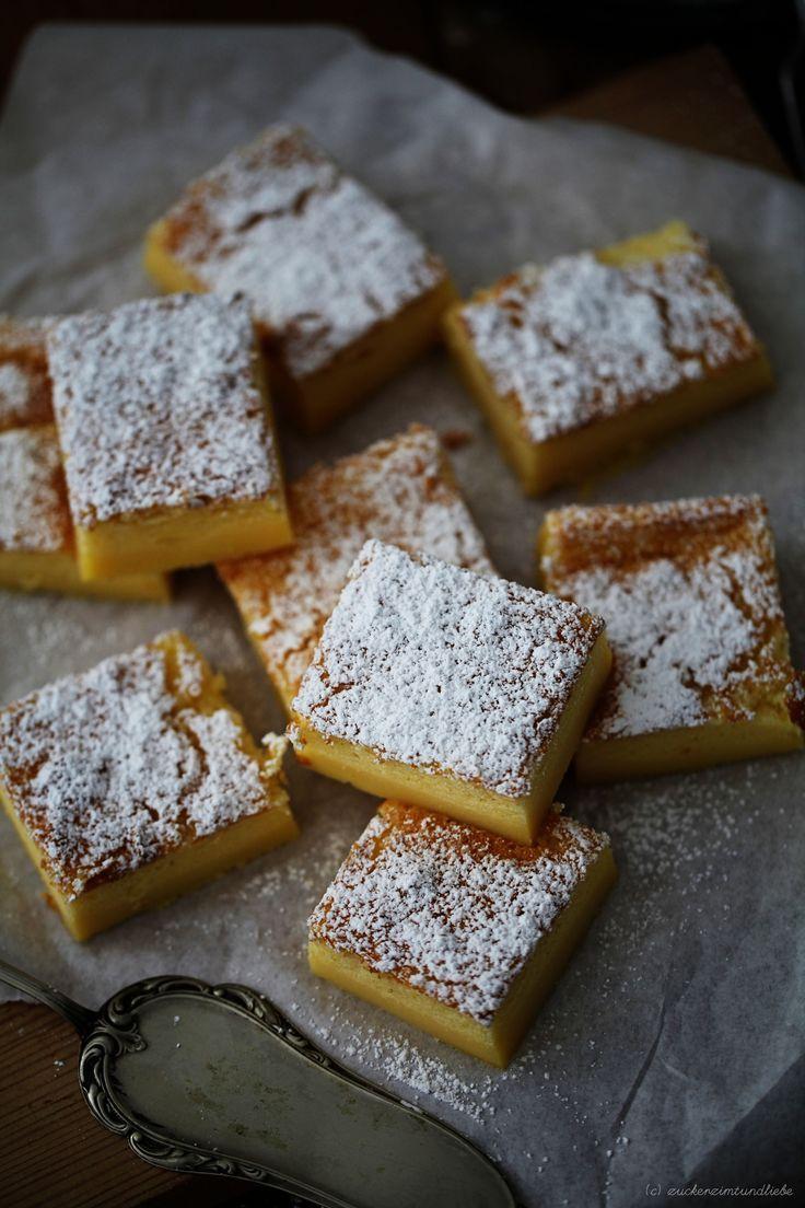 Rezept Magic Cake Magischer Kuchen Puddingkuchen Einfach Foodblog