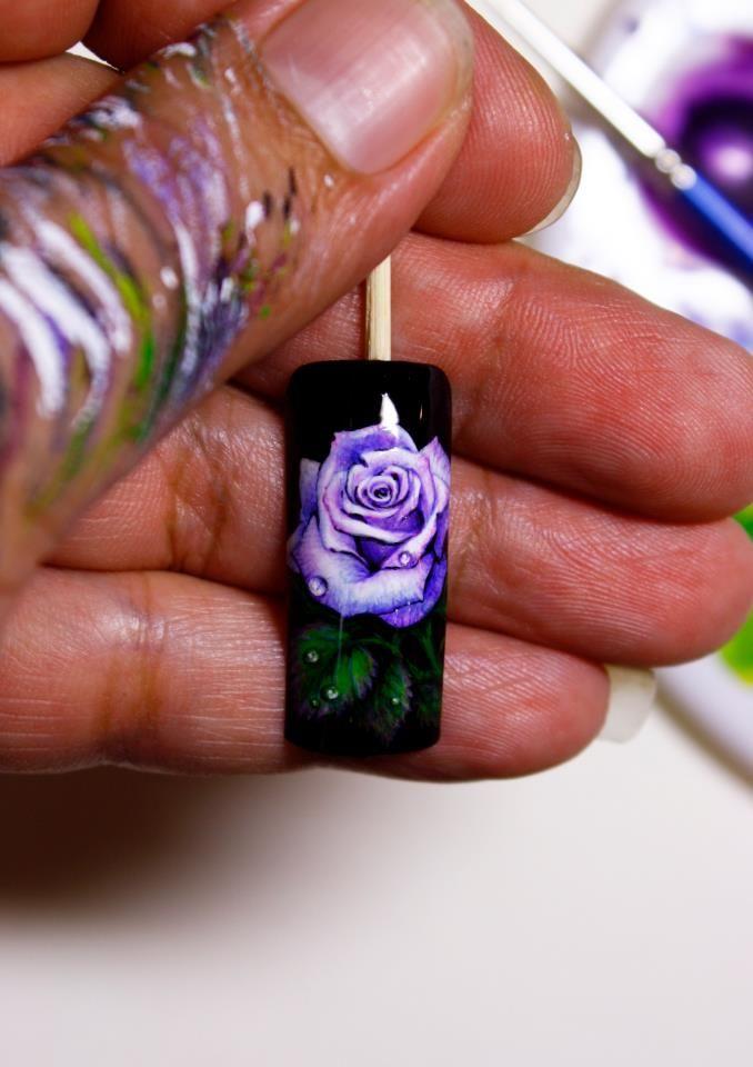 Nail Art By Pisut Masanong Nails Nailart