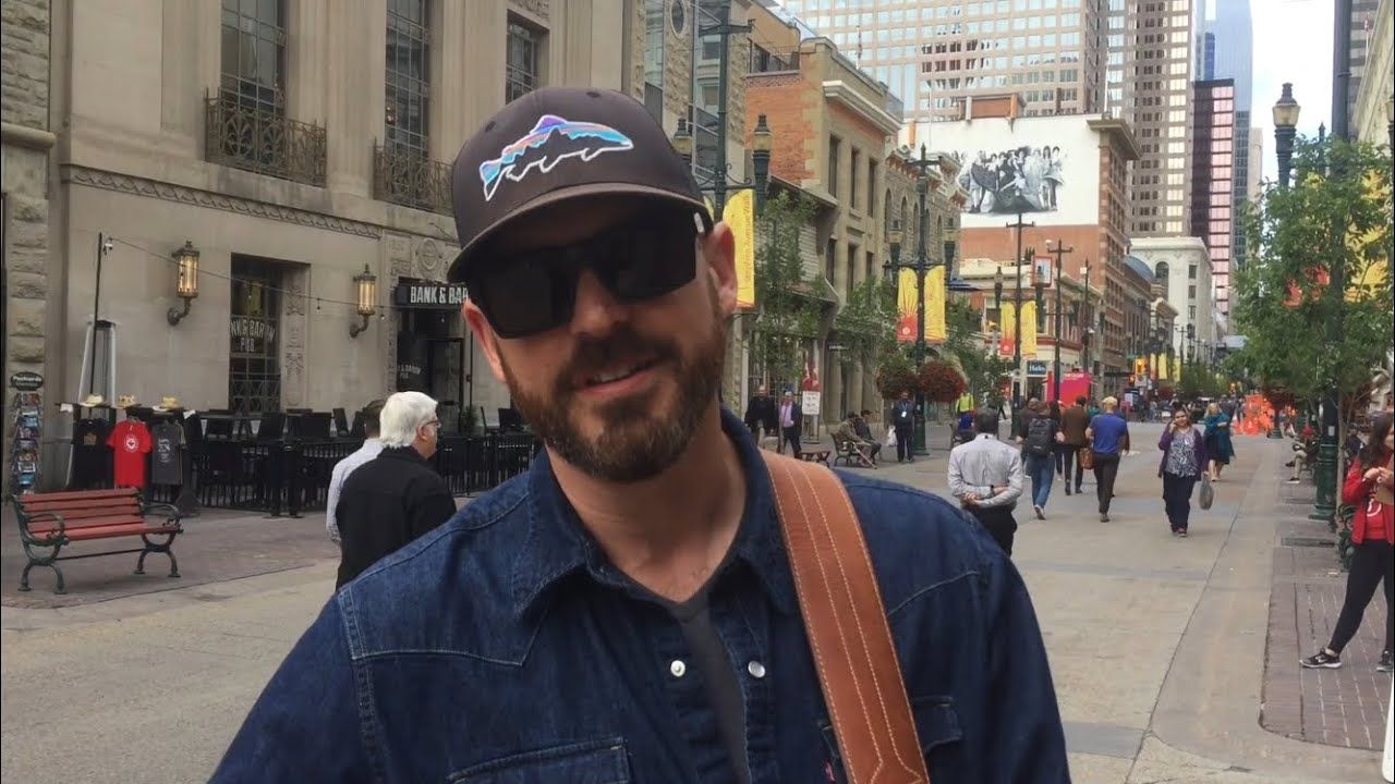 YYSEE / CCMA / Country Music Week / Calgary / Stephen