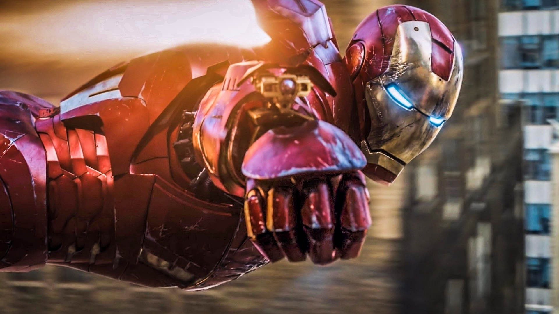 top 20 iron man wallpapers