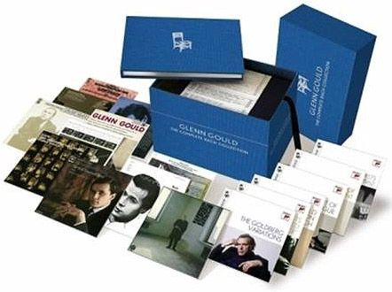 Glenn Gould Bach Edition (38CD+6DVD)|HMV ONLINE