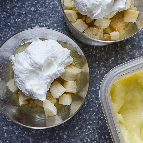 Cream and Banana Recipe (I Made this) [630415]