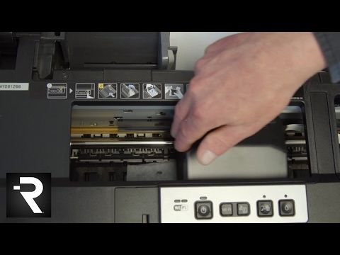 18) How to Manually Clean Your Epson 1430 Printer Printheads