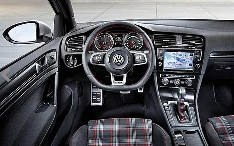 Car Tech Sport Compacts That Excite Volkswagen Golf Gti