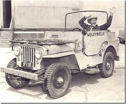 Image result for pat brady roy rogers show jeep