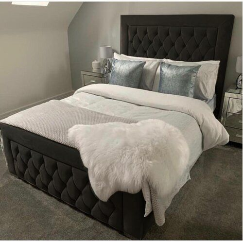 Willa Arlo Interiors Rhiannon Upholstered Bed Frame In 2020