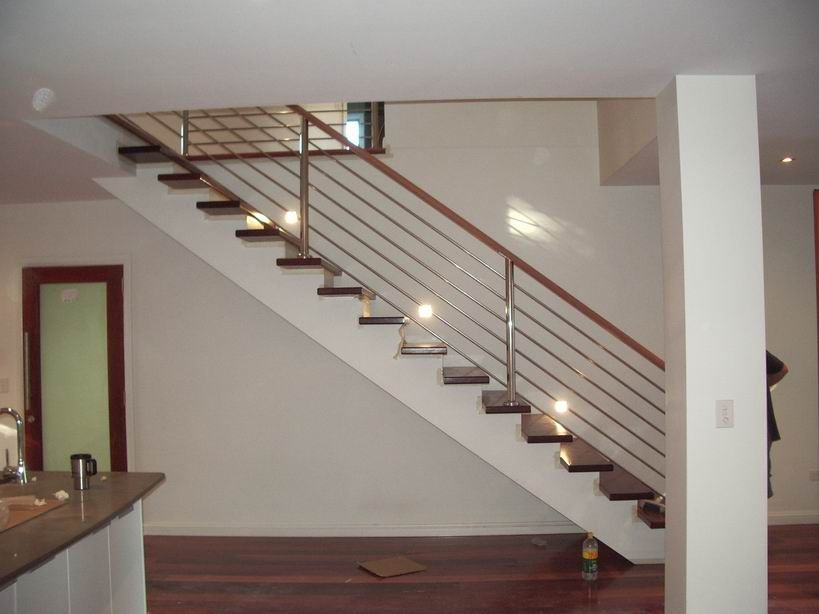 Best Modern Stairs Metal Wood Railing Google Search Modern 400 x 300