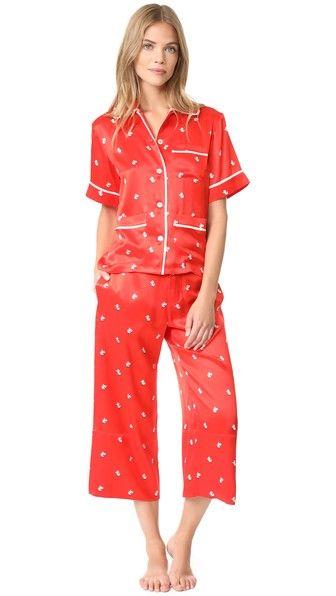 c9db68d264 ¡Consigue este tipo de pijama básico de Olivia Von Halle ahora! Haz clic  para