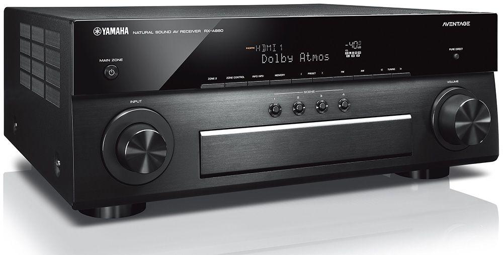 Yamaha RX-A880 Review (7 2 CH 4K AV Receiver) | Home Cinema