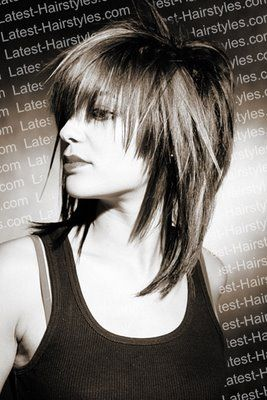 usa hairstyle cool emo