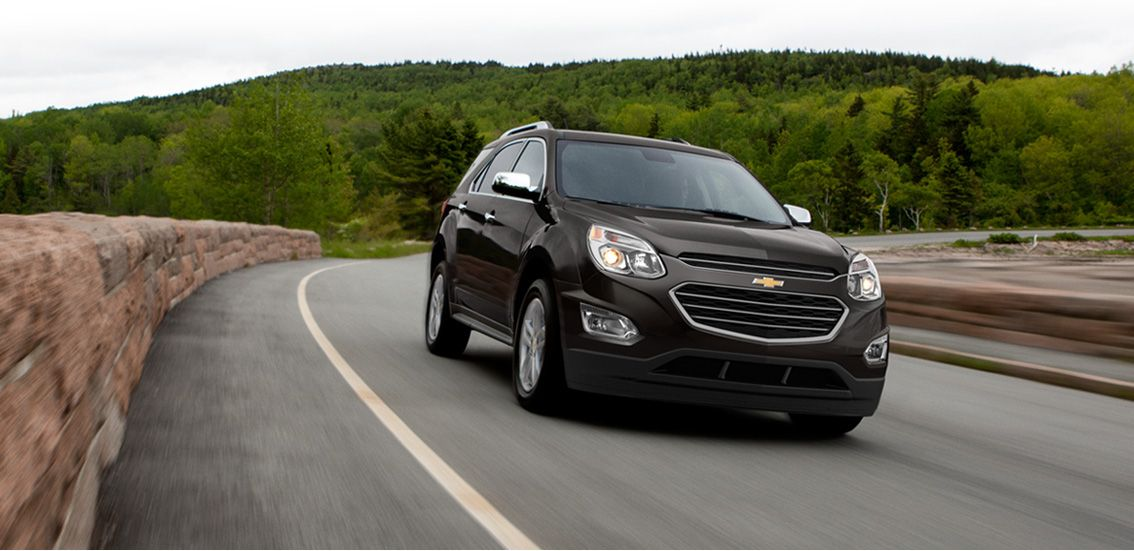 2016 Chevy Equinox Vs 2016 Gmc Terrain A Comparison Chevy Equinox