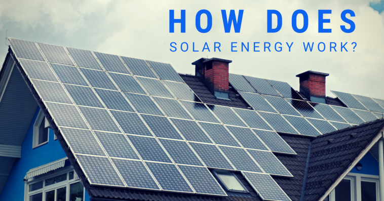 Understanding The Facts Of How Solar Energy Works How Solar Energy Works Solar Energy Solar