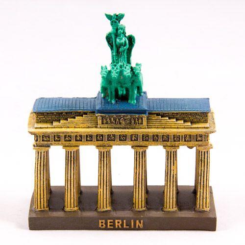 Collectible Miniature House Germany Berlin Brandenburg Gate Brandenburger Tor