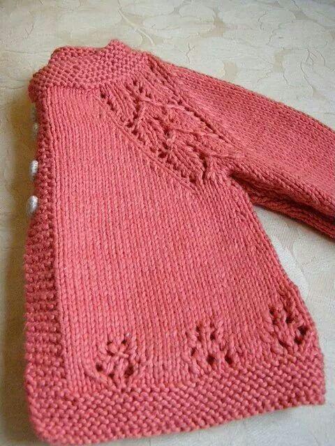 Pin de Mona Jensen en Knitting | Pinterest | Patrón de cárdigan ...