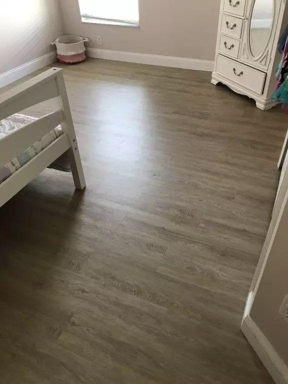 5 stars from this fl customer for coreluxe sandbridge oak for Coreluxe flooring