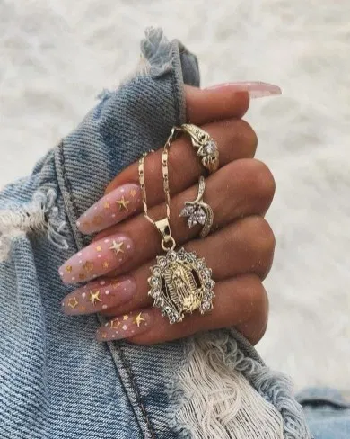 33 gorgeous clear nail designs to inspire you 24 in 2020