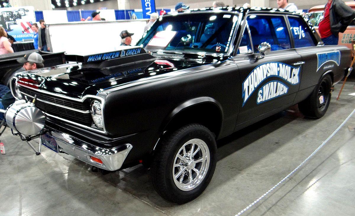 Amc Rambler Gasser Drag Cars Cars Street Cars