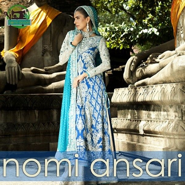 Bridal Dresses Collection 2014 For Women By Nomi Ansari (2) | Brands ...