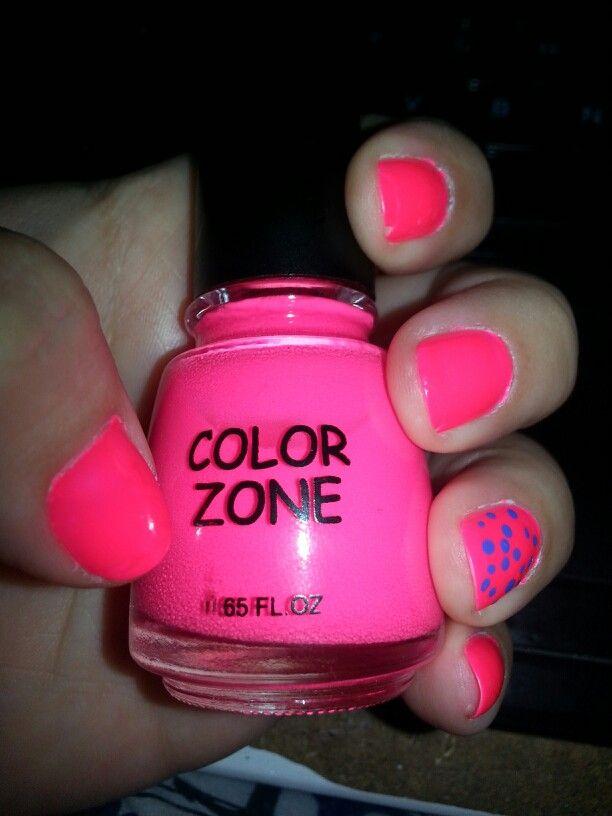 Color Zone Nail Polish Polishes Colour Colors