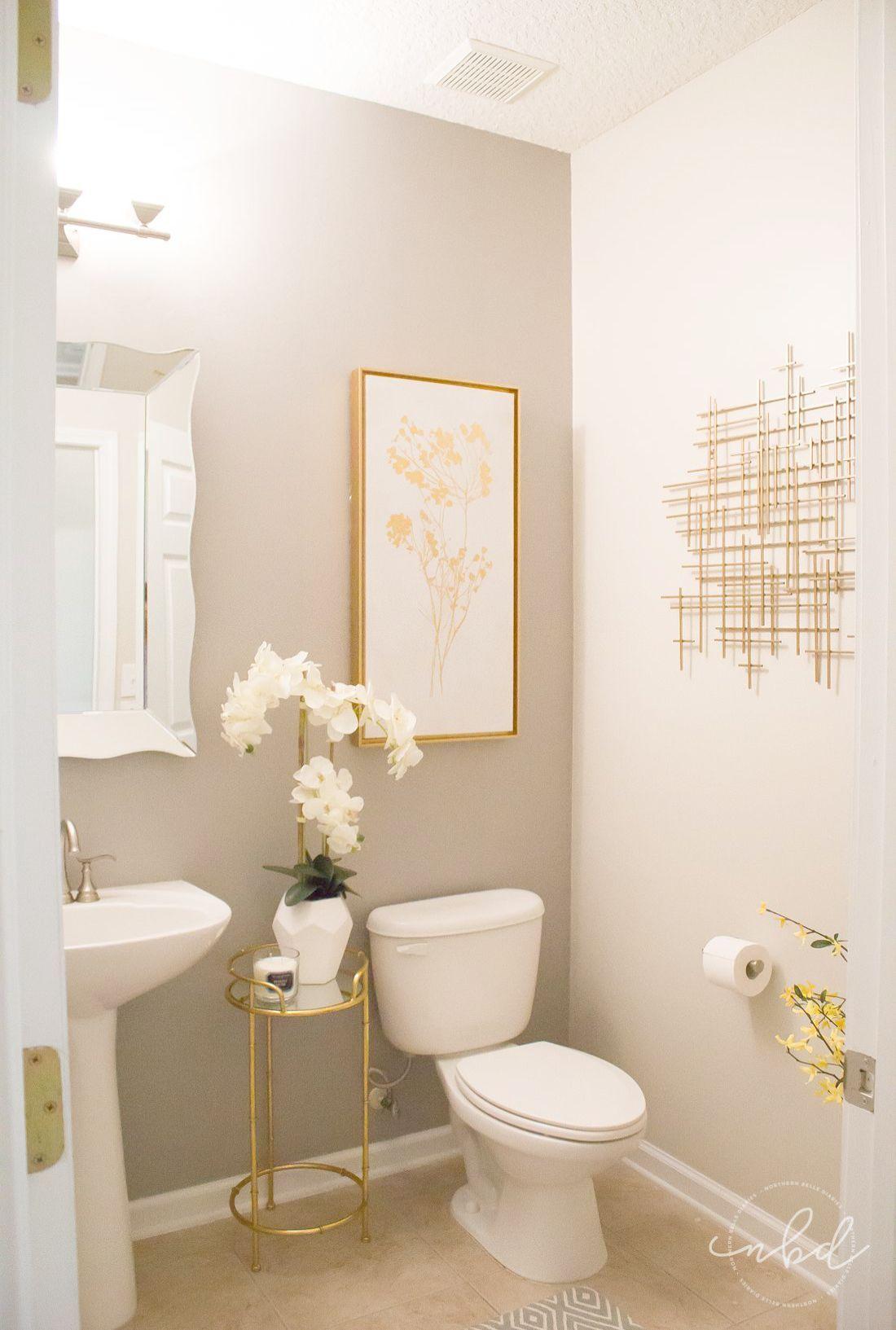 Bathroom Ceiling Ideas Pinterest Round Small Bathroom Ideas Colors Bathroom Decor On A Budget Bathroom Flo Half Bathroom Decor Restroom Decor Half Bath Decor