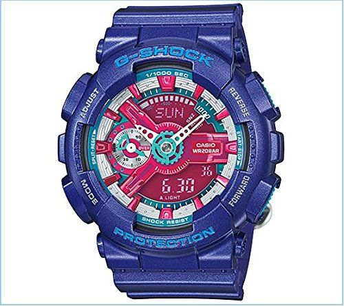 G-shock Casio Watch Gma-s110hc-2adr S-series Rare Limited Stylish Hyper Color G-Shock http://www.amazon.com/dp/B00PUHAQ2U/ref=cm_sw_r_pi_dp_mkjBub1C2QMV8