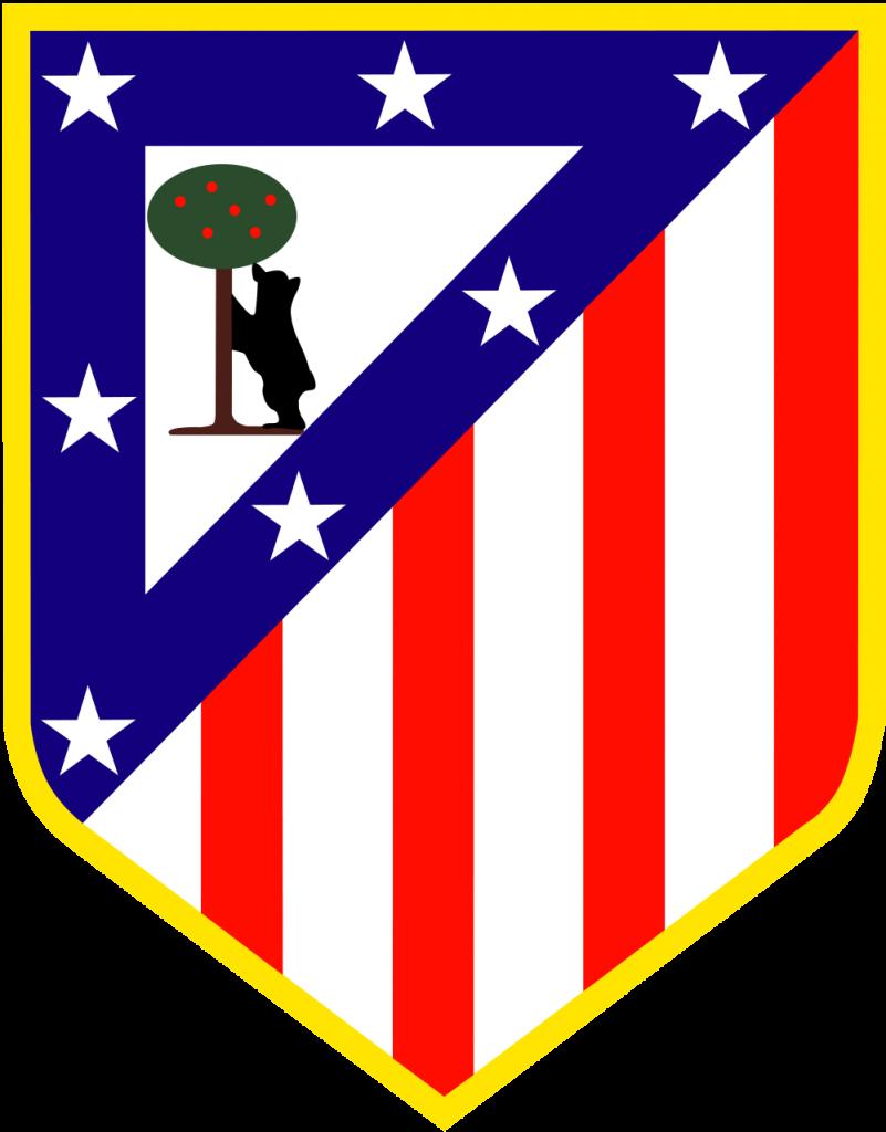 Club Atletico de Madrid Logo Atletico de madrid, Futbol