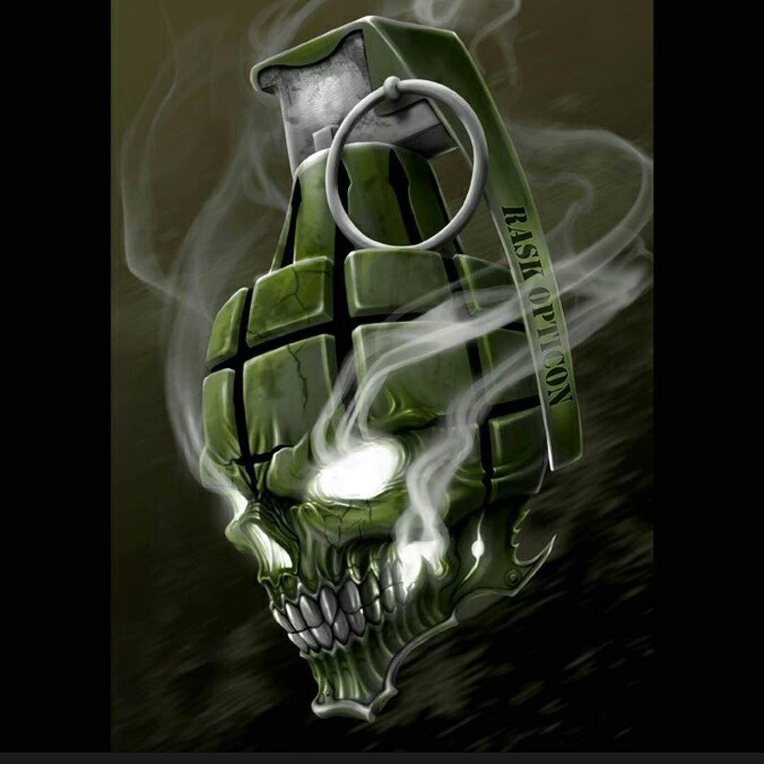 Ross Kamela Artwork : Photo | 문신 | Pinterest | Grenade ...