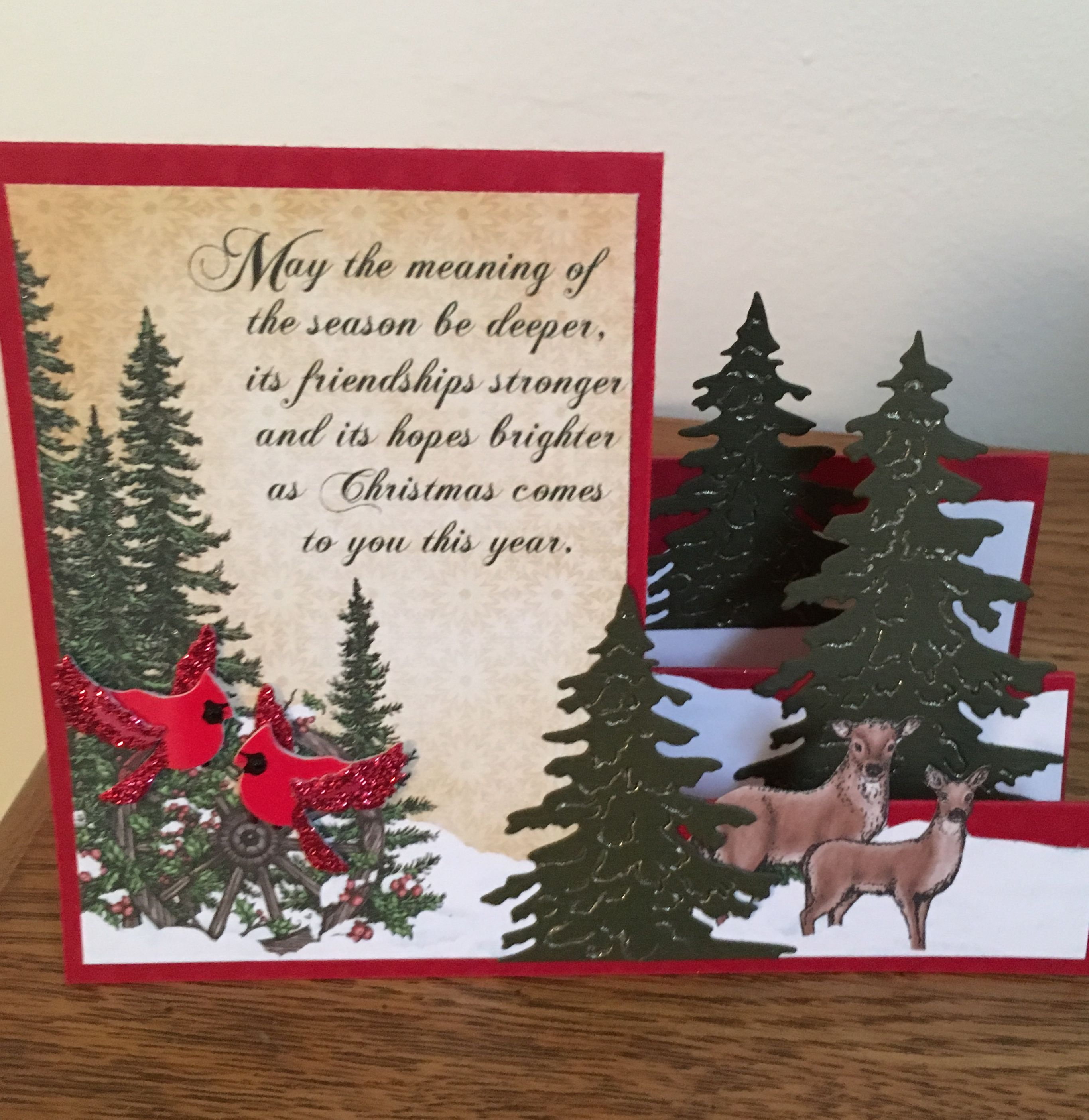 Pin by Cheryl Menzel on Christmas cards Pinterest