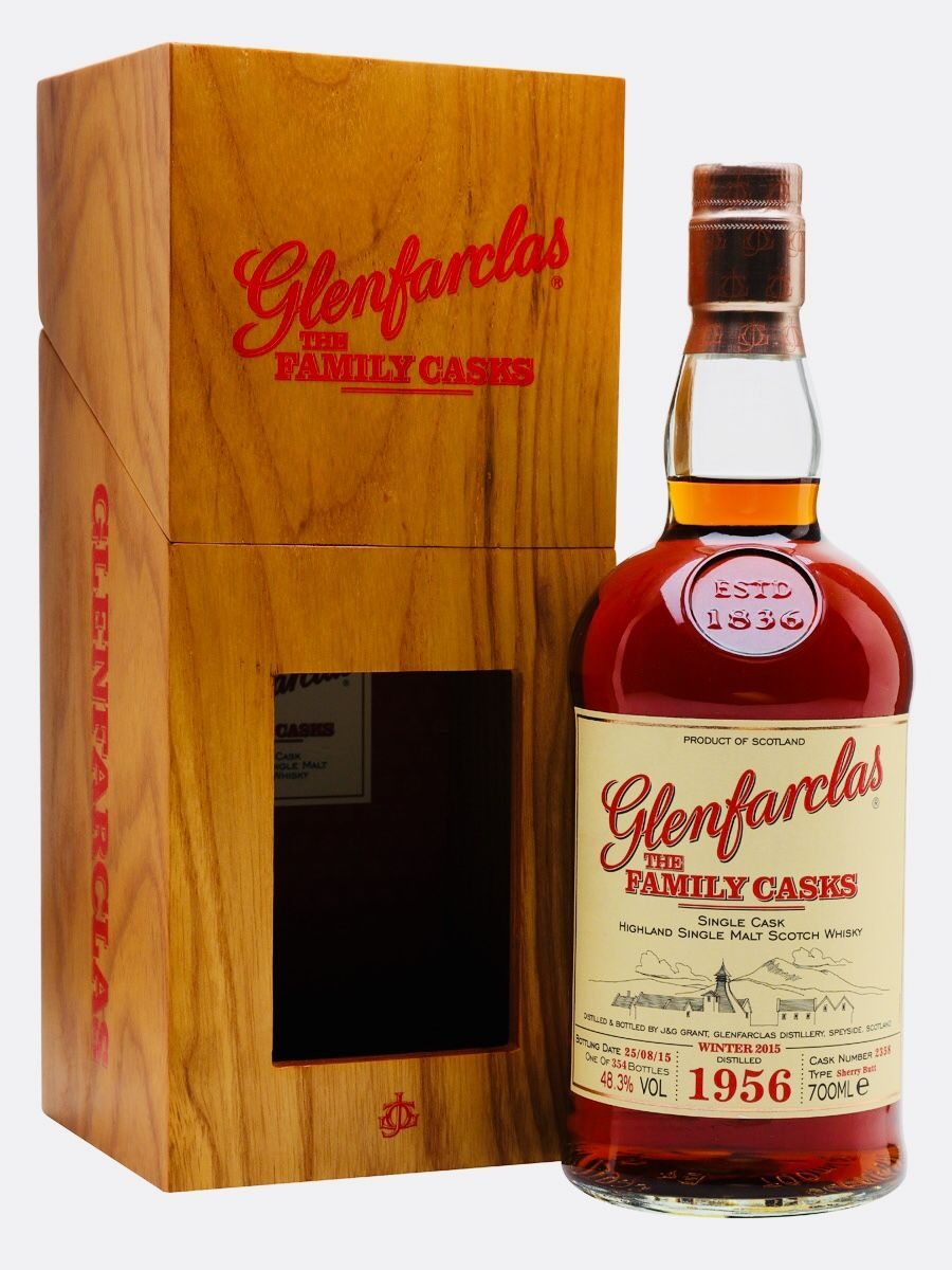 GLENFARCLAS Family Casks W Speyside Whiskey