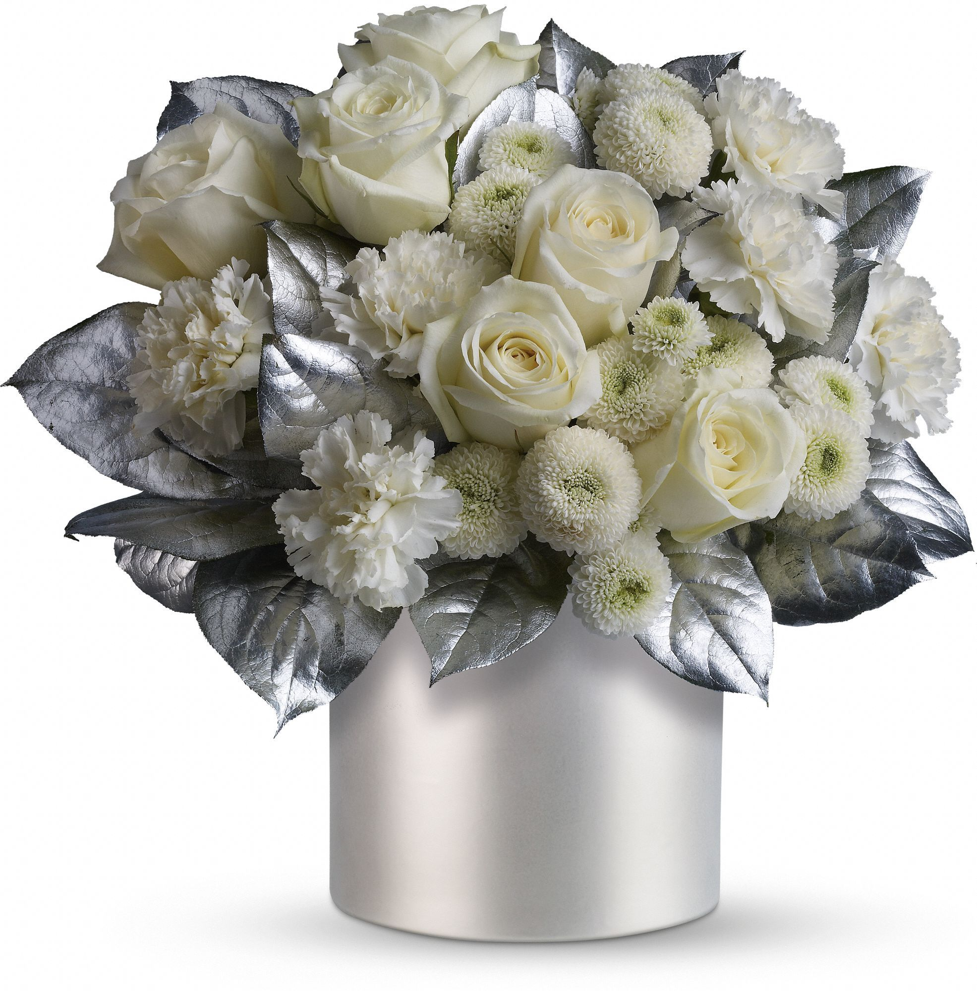 13 Lush Spring Wedding Decorations To Bring To Life Your: Teleflora's Elegant Evening Bouquet