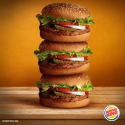 Burger King Offers Delivery Service to Houston Area | via