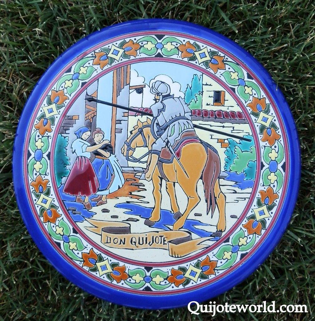 Colecci n de platos de artesan a pintados a mano para la - Artesania y decoracion ...