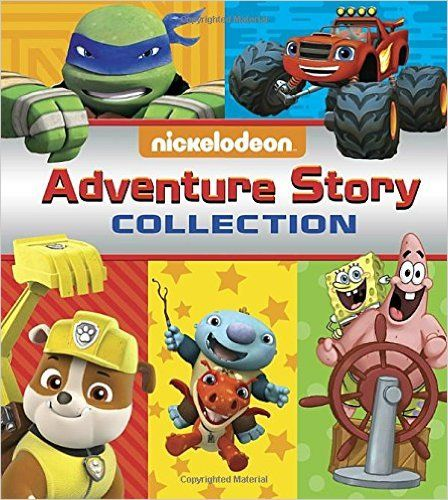 Adventure Story Collection (Nickelodeon): Random House ...