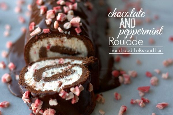 Chocolate peppermint roulade a holiday show stopper holiday chocolate peppermint roulade a holiday show stopper holiday dessert christmas recipe christmas solutioingenieria Gallery