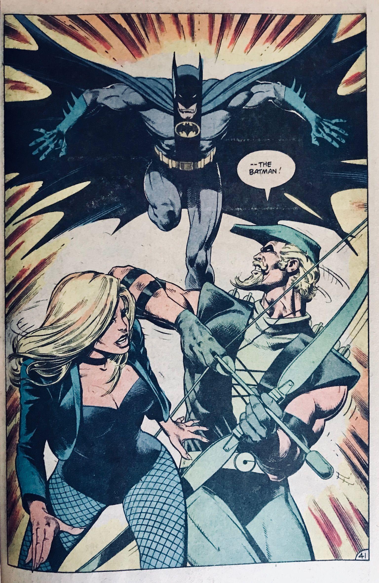 Resultado de imagen para batman vs green arrow