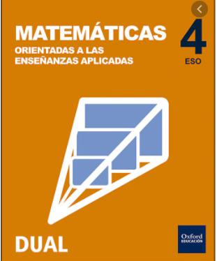 Solucionario Matematicas Aplicas 4 Eso Oxford En 2021 Matematicas Matemáticas Para Secundaria Matematicas Aplicadas