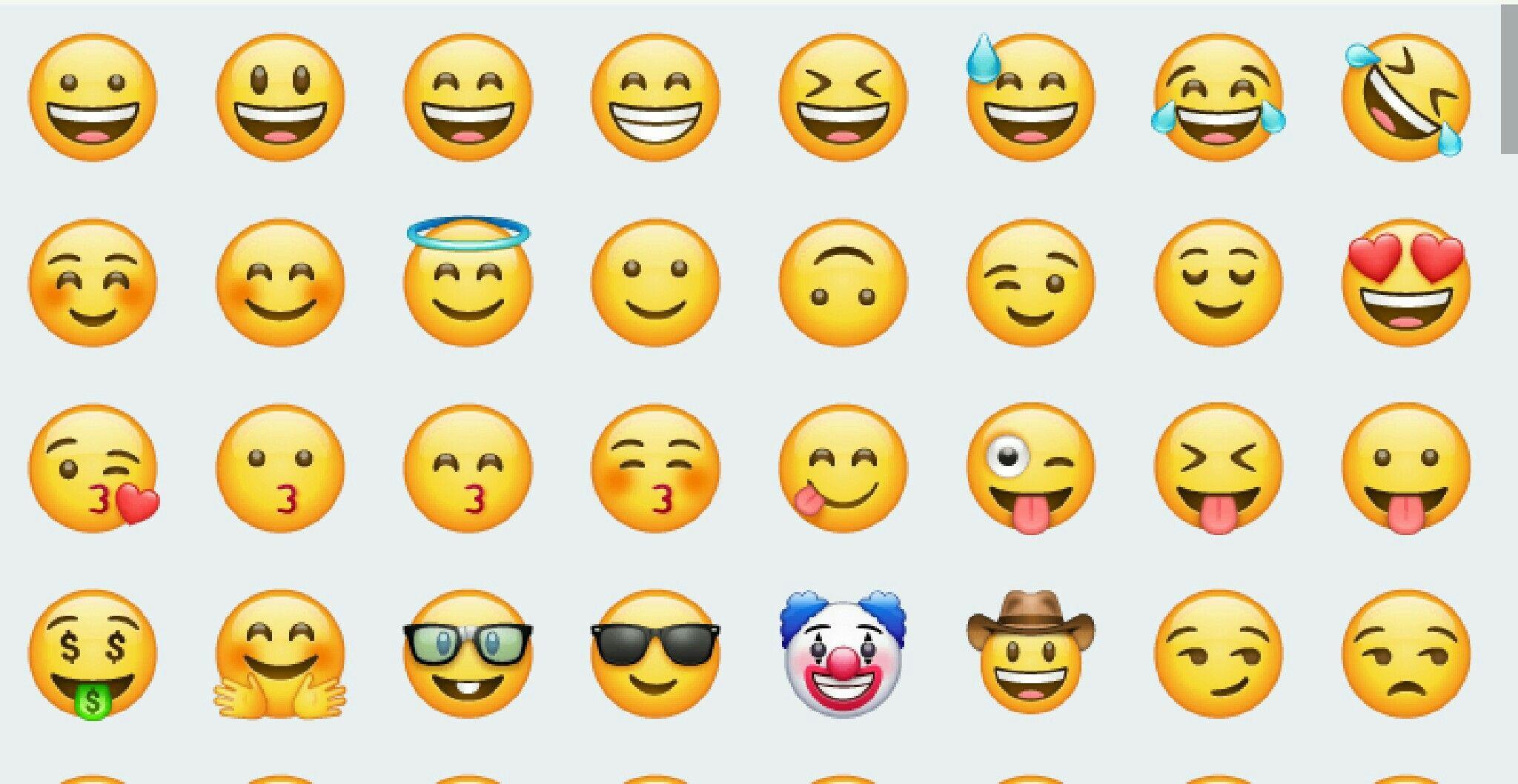 Pin de Claudia Imágenes en Emoticones ☺ Emojis, Imágenes
