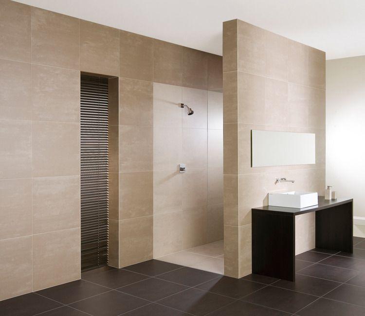 badkamer tegels | interieur ideeën | Inspiratie badkamer | Pinterest ...