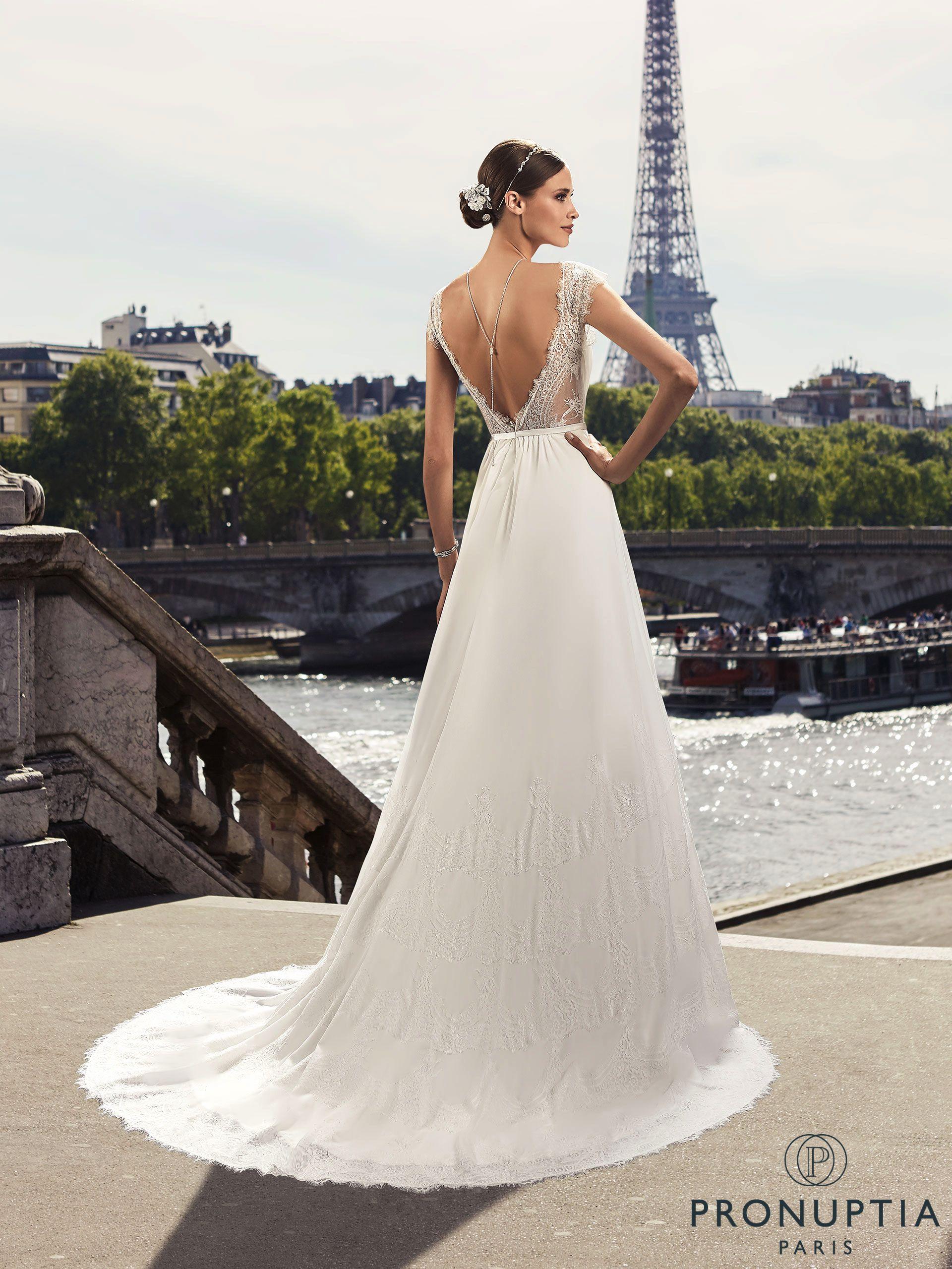 Villette Collection De Robes De Mariée Pronuptia