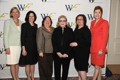 Doris Meister,Suri Kasirer ,Senator Liz Krueger, Barbaralee Diamonstein-Spielvogel,Karen Keogh, Beverly Beaudoin