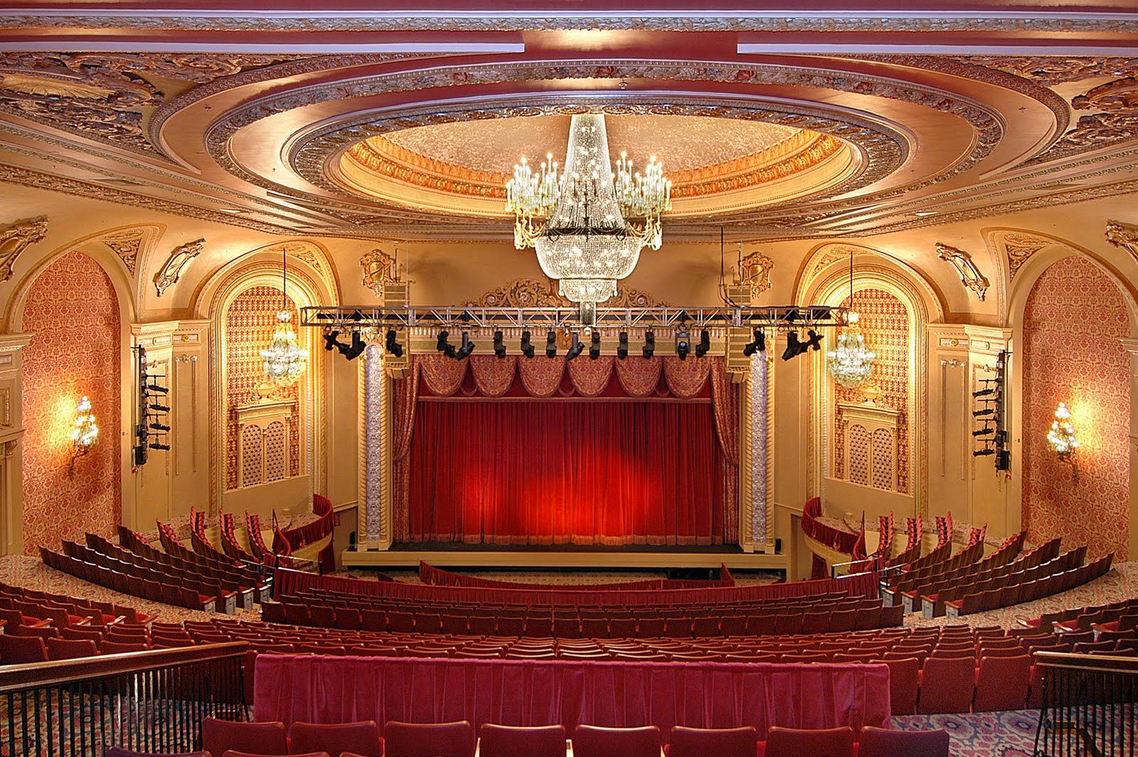 Genesee theatre waukegan il no place like home pinterest