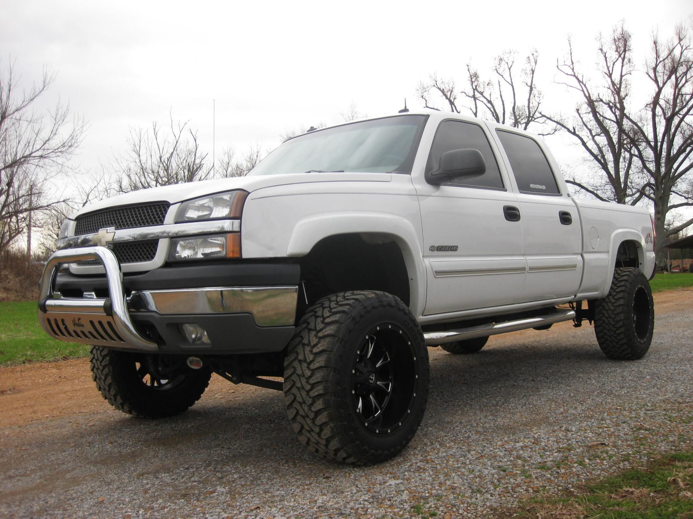 327682d1322405702 2003 chevy 1500hd crew cab 4x4 lifted