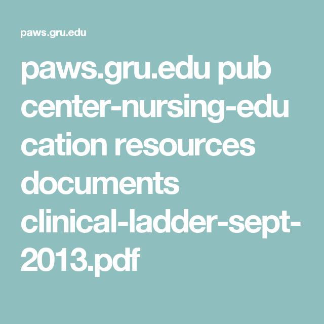 paws.gru.edu pub center-nursing-education resources documents ...