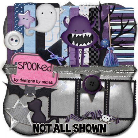 Spooked by Designs by Sarah