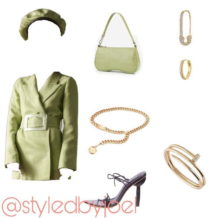 "𝓼𝓽𝔂𝓵𝓮𝓭 𝓫𝔂 𝓳𝓸𝓮𝓵 on Instagram: ""🚃 OLIVE 🚃 - #style #stylist ..."